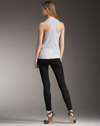 Sold Denim | Soho Pull-on Skinny Jeans, Black | Lyst