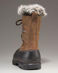 Sorel - Brown Caribou Reserve Ltd for Men - Lyst