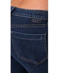 Goldsign - Blue Passion Boot Cut Jean - Lyst
