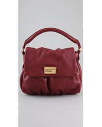 Marc By Marc Jacobs | Red Classic Q Lil Ukita Satchel | Lyst