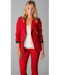 Nanette Lepore - Lady in Red Jacket - Lyst