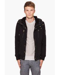 DIESEL - Black Wugi Jacket for Men - Lyst