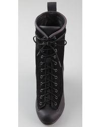 Rag & Bone - Black Classic Combat Boots - Lyst