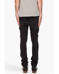 Robert Geller   Slim Black Jeans for Men   Lyst