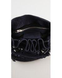 Alexander Wang | Blue Diego Bucket Bag | Lyst