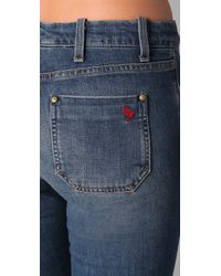 M.i.h Jeans - Blue Boston Slim Leg Jeans - Lyst