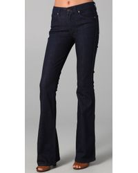 Rich & Skinny - Blue Rich Rodeo Flare Jeans - Lyst