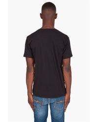 Ksubi - Black Spacer Web T-shirt for Men - Lyst