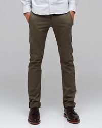 Rogue Territory - Green Need Supply Co X Trousers In Olive for Men - Lyst