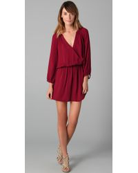 Joie | Red Molly Dress | Lyst
