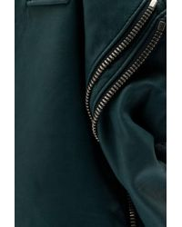 Alexander Wang - Green Trudy Zip Detail Tote Bag - Lyst