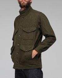 Filson - Greenwood Wool Jacket for Men - Lyst