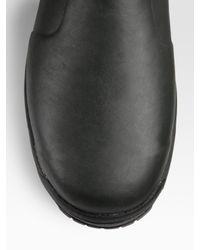 Hunter   Green Mens Balmoral Royal Wellington Boots Dark Olive for Men   Lyst