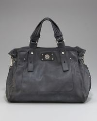 Marc By Marc Jacobs | Black Lucy Satchel | Lyst