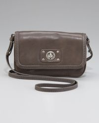 Marc Jacobs | Brown Jane-on-a-leash Crossbody | Lyst