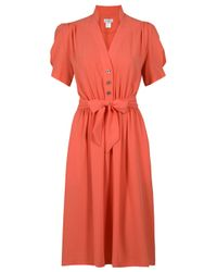 Paul & Joe | Pink Prevert Dress | Lyst