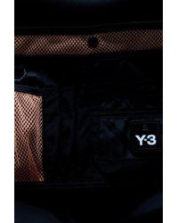 Y-3 | Black Backpack for Men | Lyst