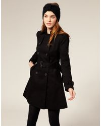 ASOS Collection - Black Asos Classic Mac - Lyst
