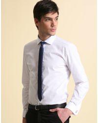 ASOS - Blue Slim Tie for Men - Lyst