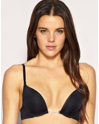 Ultimo | Black Miracle A D Frontless Plunge Bra | Lyst