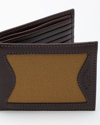 Filson | Brown Outfitter Wallet for Men | Lyst