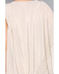 Free People - Metallic Brighten Your Day Dress - Lyst