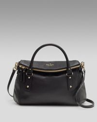 kate spade new york | Black Leslie Convertible Shoulder Bag | Lyst