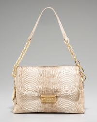 Rachel Zoe | Multicolor Audrey Snake-embossed Shoulder Bag | Lyst