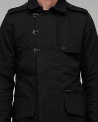Comune | Black Edwin for Men | Lyst