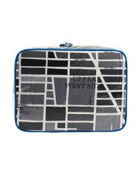 kate spade new york - Blue Streets Of New York Large Natalie - Lyst