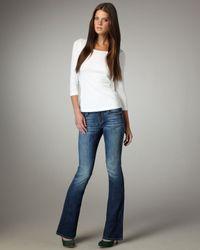 Joe's Jeans   Blue Honey Gabriella Boot-cut Jeans   Lyst