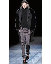 Alexander Wang - Gray Glitter Drainpipe Jean - Lyst