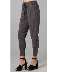 Dallin Chase | Gray Newton Drawstring Pants | Lyst