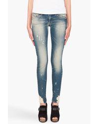 DIESEL | Blue Cherick 8qx Jeans | Lyst