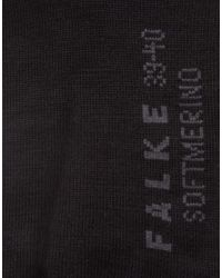 Falke - Red Soft Merino Knee High Socks - Lyst