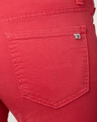 Joe's Jeans - Skinny Pants, Virtual Pink - Lyst