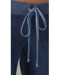 Juicy Couture | Blue Original Zip Hoodie and Original Leg Drawstring Pants | Lyst