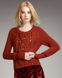 Marc By Marc Jacobs - Brown Uma Sweater - Lyst