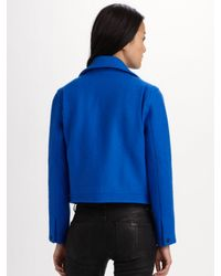 Rag & Bone - Blue Grosvenor Jacket - Lyst