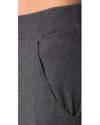 Rosel   Gray Knickerbocker Cropped Pants   Lyst