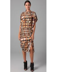 Zero + Maria Cornejo | Multicolor Iq Dress | Lyst
