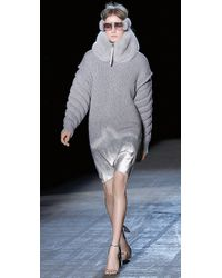Alexander Wang - Metallic Fabiana High Heel Sandals - Lyst