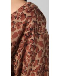 Marc By Marc Jacobs | Multicolor Leopard Print Sweater | Lyst