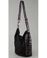 Twelfth Street Cynthia Vincent | Black Hudson Shoulder Bag | Lyst