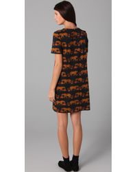 Marc By Marc Jacobs | Black Panthera Dress | Lyst