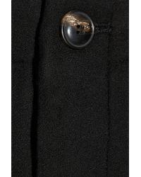 Rick Owens - Black Cropped Corduroy Pants - Lyst