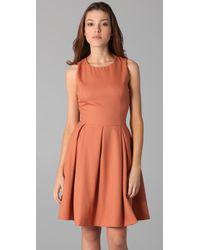 By Malene Birger - Natural Madina Flounce Dress - Lyst