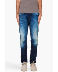 DIESEL | Blue Safado Jeans for Men | Lyst