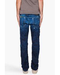 DIESEL - Blue Safado Jeans for Men - Lyst