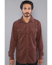 Insight - Purple Free Will Shirt for Men - Lyst
